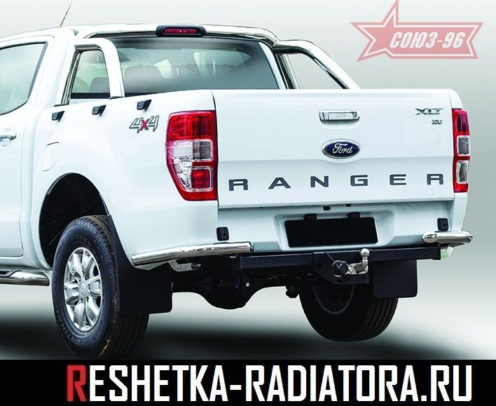 дефлектор капота ford ranger 2014 в спб